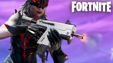 Обновление 15.50 добавило в Fortnite новые скины и пистолет-пулемёт Rapid Fire SMG