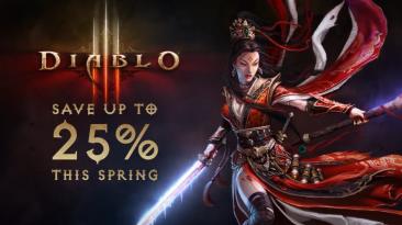 В магазине Blizzard появилась скидка на Diablo 3