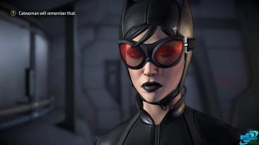 Все сцены Женщины Кота в BATMAN TELLTALE SEASON 2 Episode 4