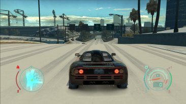 """Need for Speed: Undercover""""Winter Tri-City Bay"""""""
