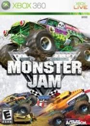 Обложка игры Monster Jam