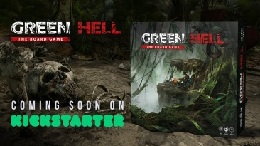 """Авторы выживалки """"Green Hell"""" решили сделать из своей игры настолку"""