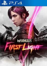 Обложка игры inFamous: First Light