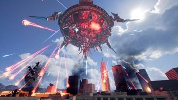 Стали известны системные требования Earth Defense Force: Iron Rain