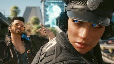 В Cyberpunk 2077 исправили появление копов