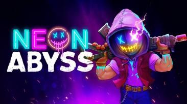 В Steam доступно временное демо Neon Abyss
