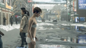 Теперь вы можете играть за Кару из технической демоверсии в Detroit: Become Human