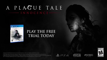 Трейлер пробной версии A Plague Tale: Innocence