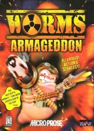 Обложка игры Worms: Armageddon