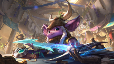 Riot Games добавит новые предметы в League of Legends в будущих патчах