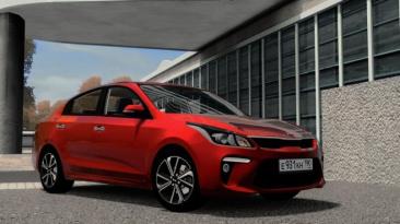 """City Car Driving """"KIA RIO 1.6i Update (v1.5.9.2)"""""""