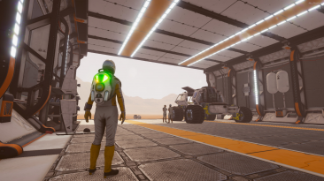 Для Occupy Mars: The Game вышел бесплатный пролог