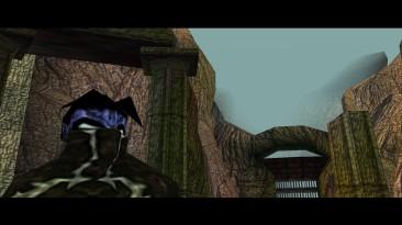 "Legacy of Kain: Soul Reaver ""Обновлён внешний вид Разиеля (ткань, бинты и шарф, когти, крылья)"""