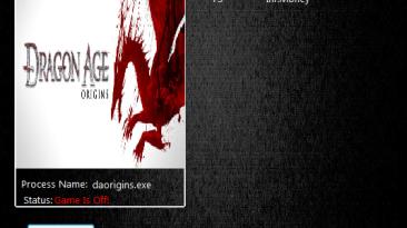 Dragon Age: Origins: Трейнер/Trainer (+4) [1.05.13263] {MrAntiFun}