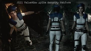 """Resident Evil """"Wite Form for Jill"""""""