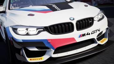 Трейлер GT4 pack в июльском DLC для Assetto Corsa Competizione