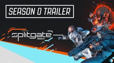 Стартовал Сезон 0 для Splitgate добавляющий новую карту и новый режим