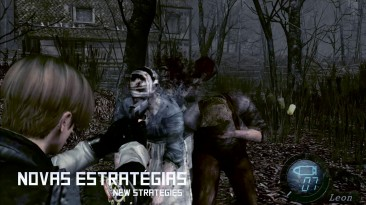"""Resident Evil 4 HD """"Модификация Life In Hell - All in One"""""""