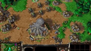 """Warcraft 3 TFT """"Кампания - Смутные времена"""""""