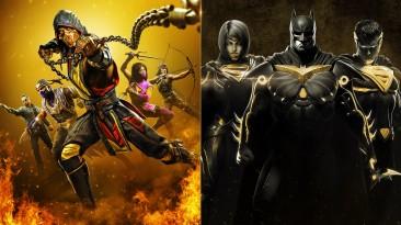 Новый патч для Injustice 2 добавил внутриигровую рекламу Mortal Kombat 11