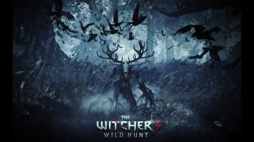 """Witcher """"Интро и музыка в меню в стиле - В поле спят мотыльки"""""""
