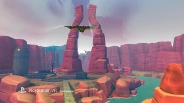 Для PS4 был анонсирован приключенческий экшен Falcon Age