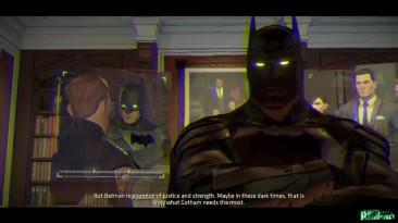 Batman Telltale Episode 5 - Все концовки