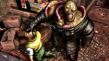 Немезис - Resident Evil 3 История персонажа