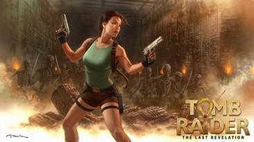 "Tomb Raider 4 ""Набор обоев к 25-летию бренда"""