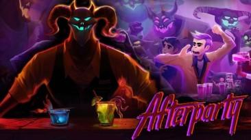 Игра Afterparty, где надо перепить Сатану, ввалится на PC и консоли 29 октября