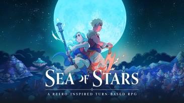 Пошаговая РПГ Sea of Stars объявлена приквелом к The Messenger