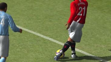 Pro Evolution Soccer (PES) 2009: Повтор гола Рикардо Куарежмы