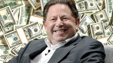 Из-за скандала Activision Blizzard руководитель компании Бобби Котик сам попросил снизить свою зарплату