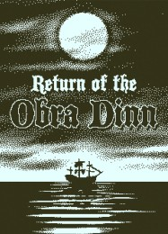 Обложка игры Return of the Obra Dinn