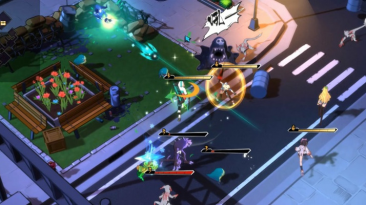 Выход ролевой игры Zengeon перенесён на 2021 год