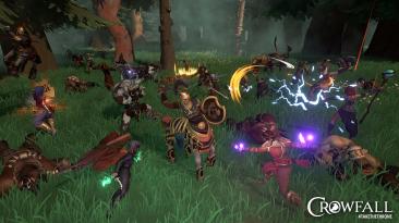MMORPG Crowfall получила дату выхода