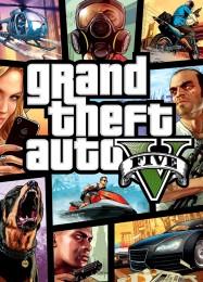 Обложка игры Grand Theft Auto 5