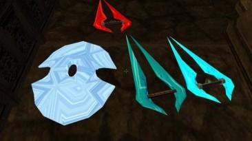 "Morrowind ""Энергетические мечи"""