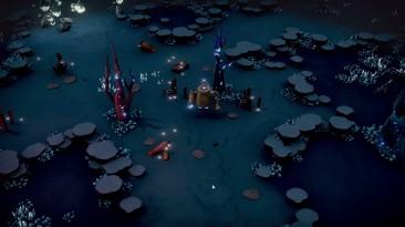 Новый геймплейный трейлер Dream Engines: Nomad Cities
