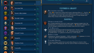 "Sid Meier's Civilization VI ""56 New Leaders"""