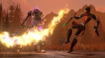 """World of Warcraft: Анимационная короткометражка """"Judgement"""""""