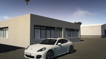 "Crash Time 4 ""[DS] Porsche Panamera Turbo """