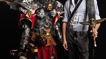 Впечатляющий косплей по Warhammer 40000