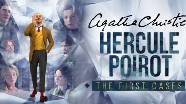 Приключенческий детектив Agatha Christie - Hercule Poirot: The First Cases вышел в Steam
