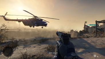 "Sniper: Ghost Warrior Contracts 2 ""Центрированный HUD"""