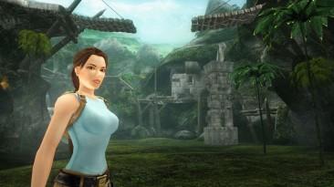Сравнение графики Tomb Raider Original vs Anniversary
