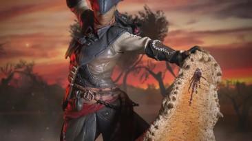 Assassin's Creed Liberation - Трейлер выхода фигурки Авелины (ассасина из Нового Орлеана)