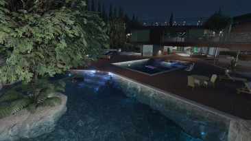 """Grand Theft Auto 5 """"Luxury Party Mansion 0.9"""""""
