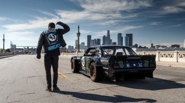 """Grand Theft Auto 5 """"(Ken Block/Gymkhana) pack of clothes for Trevor"""""""