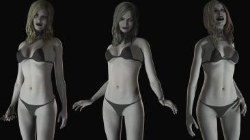"""Resident Evil: Village """"Сексуальные дочери Димитреску в бикини"""""""